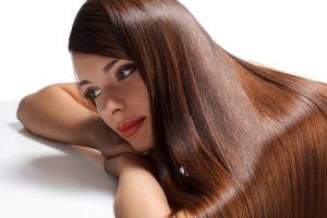 шелковое наполнение волос