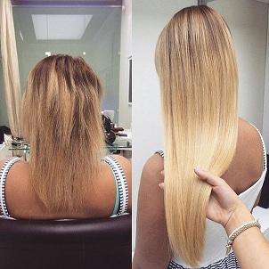 Наращивание волос минск цены